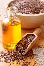 Льняное масло и семена