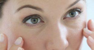 Миндальное масло для ухода за кожей возле глаз